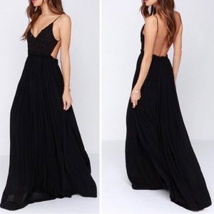 Brandy Melville Backless Summer Dress